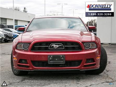 2013 Ford Mustang  (Stk: CLDS1384B) in Ottawa - Image 2 of 27