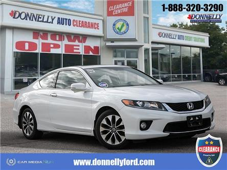 2013 Honda Accord EX-L-NAVI (Stk: CLDS1583C) in Ottawa - Image 1 of 30