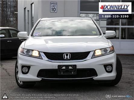2013 Honda Accord EX-L-NAVI (Stk: CLDS1583C) in Ottawa - Image 2 of 30