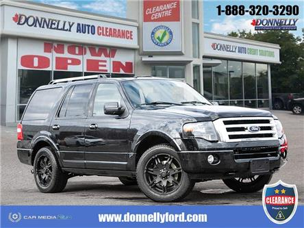 2013 Ford Expedition Limited (Stk: CLDS1743A) in Ottawa - Image 1 of 29
