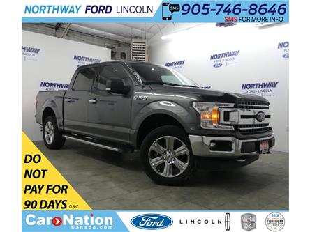 2018 Ford F-150 XLT | 3.5 ECOBOOST | NAV | TAILGATE STEP | XTR | (Stk: F191581A) in Brantford - Image 1 of 43