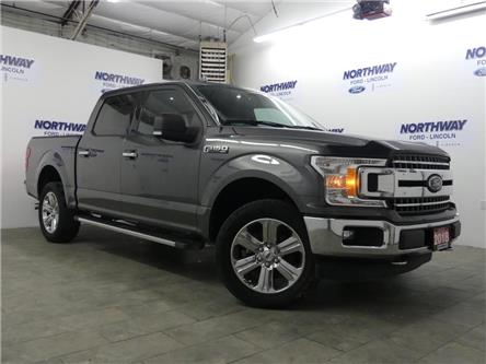 2018 Ford F-150 XLT | 3.5 ECOBOOST | NAV | TAILGATE STEP | XTR | (Stk: F191581A) in Brantford - Image 2 of 43