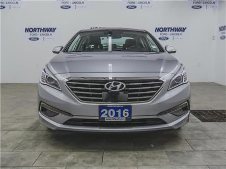 2016 Hyundai Sonata Limited | NAV | LEATHER | PANOROOF | PUSH START | (Stk: FU88186A) in Brantford - Image 2 of 42
