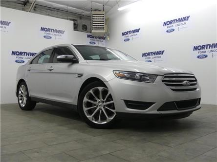 2017 Ford Taurus Limited | AWD | NAV | PWR HTD LEATHER | SUNROOF | (Stk: DR286) in Brantford - Image 2 of 33