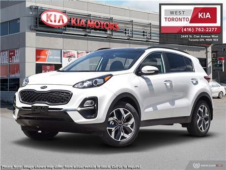 2020 Kia Sportage EX Premium (Stk: 20202) in Toronto - Image 1 of 23
