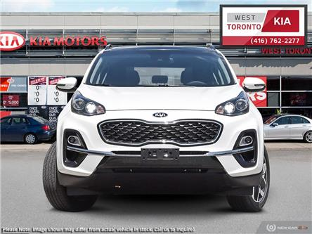 2020 Kia Sportage EX Premium (Stk: 20202) in Toronto - Image 2 of 23