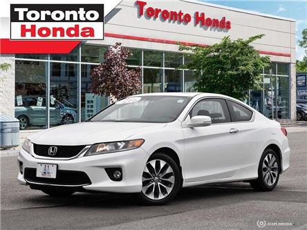 2015 Honda Accord Coupe EX-L (Stk: 39752A) in Toronto - Image 1 of 27