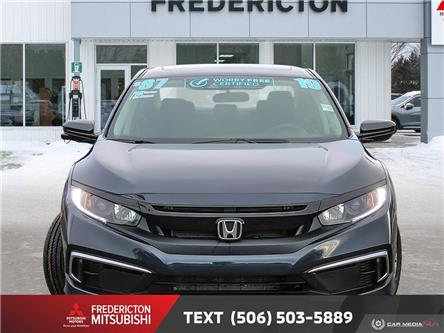 2019 Honda Civic EX (Stk: 191317A) in Fredericton - Image 2 of 23