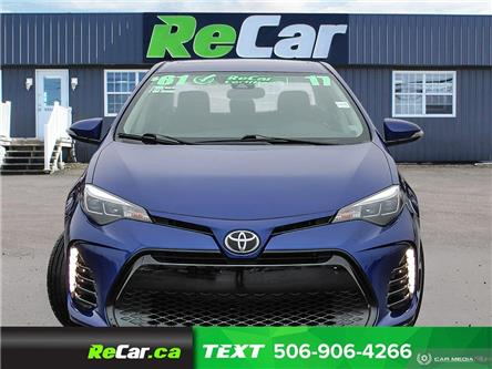 2017 Toyota Corolla SE (Stk: 191076A) in Fredericton - Image 2 of 20
