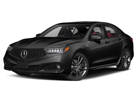 2020 Acura TLX Tech A-Spec w/Red Leather (Stk: L801534) in Brampton - Image 1 of 9