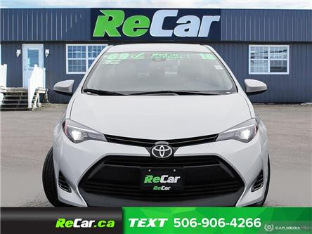 2018 Toyota Corolla LE (Stk: 191001A) in Fredericton - Image 2 of 22
