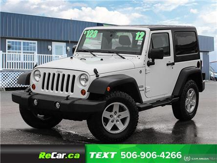 2012 Jeep Wrangler Sport (Stk: 191031A) in Fredericton - Image 1 of 19