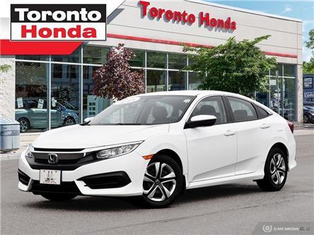 2016 Honda Civic Sedan LX (Stk: 39779) in Toronto - Image 1 of 27