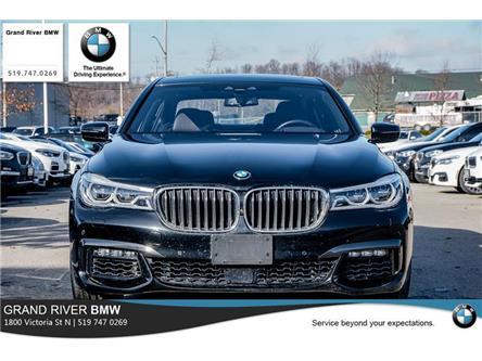 2016 BMW 750 Li xDrive (Stk: PW5139) in Kitchener - Image 2 of 21