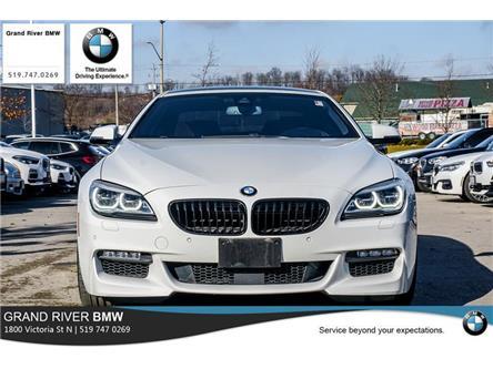 2016 BMW 650i xDrive (Stk: PW5149) in Kitchener - Image 2 of 22