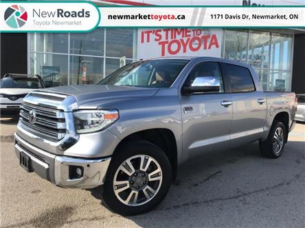 2019 Toyota Tundra Platinum (Stk: 348671) in Newmarket - Image 1 of 24