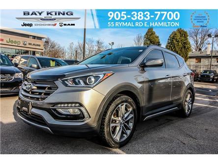 2017 Hyundai Santa Fe Sport  (Stk: 6966A) in Hamilton - Image 1 of 26
