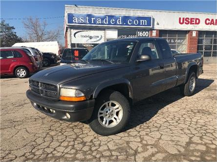 2003 Dodge Dakota Sport (Stk: 19-7257B) in Hamilton - Image 2 of 18