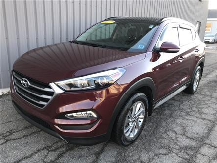 2017 Hyundai Tucson SE (Stk: U3548A) in Charlottetown - Image 1 of 25