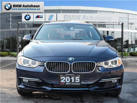 2015 BMW 328i xDrive (Stk: P9226) in Thornhill - Image 2 of 30