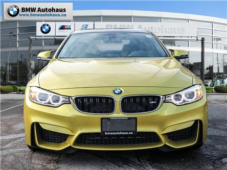 2016 BMW M4 Base (Stk: P9230) in Thornhill - Image 2 of 25