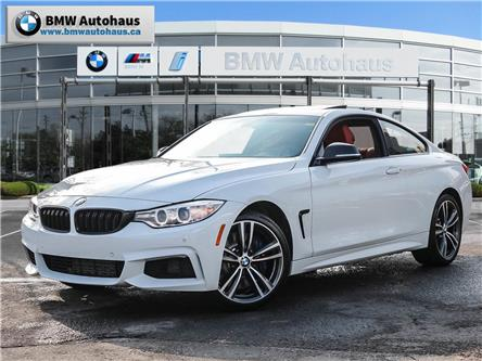 2016 BMW 435i xDrive (Stk: P9231) in Thornhill - Image 1 of 26