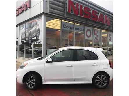2017 Nissan Micra SR (Stk: N1560) in Hamilton - Image 2 of 2