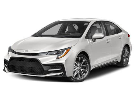 2020 Toyota Corolla SE (Stk: 22102) in Thunder Bay - Image 1 of 8