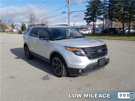 2014 Ford Explorer Sport (Stk: 20ER0255A) in Unionville - Image 2 of 14