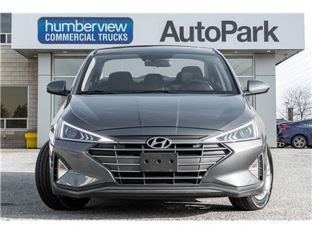 2020 Hyundai Elantra Preferred w/Sun & Safety Package (Stk: APR6083) in Mississauga - Image 2 of 19