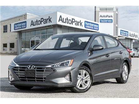 2020 Hyundai Elantra Preferred w/Sun & Safety Package (Stk: APR6083) in Mississauga - Image 1 of 19