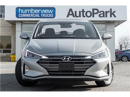 2020 Hyundai Elantra Preferred w/Sun & Safety Package (Stk: APR6080) in Mississauga - Image 2 of 19