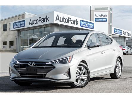 2020 Hyundai Elantra Preferred w/Sun & Safety Package (Stk: APR6080) in Mississauga - Image 1 of 19