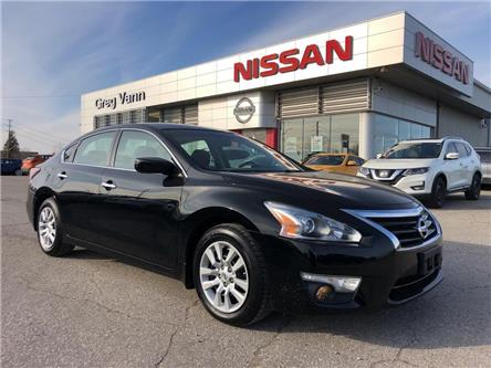 2015 Nissan Altima 2.5 S (Stk: V0794A) in Cambridge - Image 1 of 27
