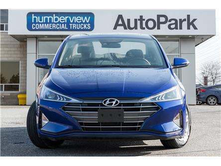 2020 Hyundai Elantra Preferred w/Sun & Safety Package (Stk: APR6081) in Mississauga - Image 2 of 19