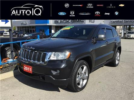 2011 Jeep Grand Cherokee Limited (Stk: K461B) in Grimsby - Image 1 of 16