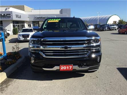2017 Chevrolet Silverado 1500 High Country (Stk: K351AX) in Grimsby - Image 2 of 14