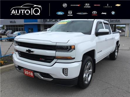 2018 Chevrolet Silverado 1500 2LT (Stk: 183727) in Grimsby - Image 1 of 14