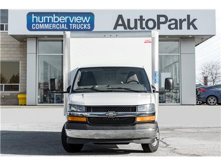 2017 Chevrolet Express Cutaway 3500 1WT (Stk: CTDR3930) in Mississauga - Image 2 of 13