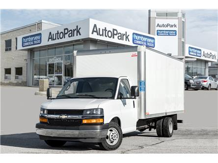 2017 Chevrolet Express Cutaway 3500 1WT (Stk: CTDR3930) in Mississauga - Image 1 of 13
