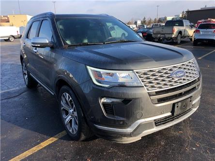 2018 Ford Explorer Platinum (Stk: AA889A) in Waterloo - Image 2 of 14