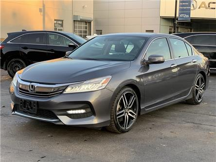 2017 Honda Accord Touring V6 (Stk: 20112A) in Burlington - Image 2 of 30