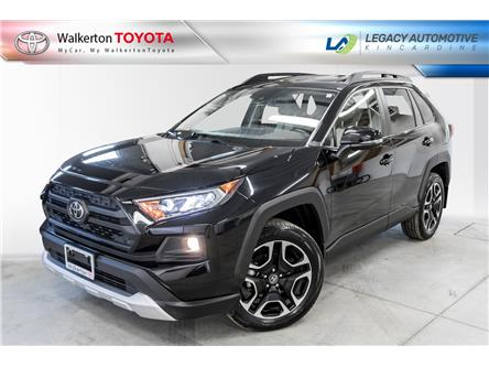 2019 Toyota RAV4 Trail (Stk: 19165) in Kincardine - Image 1 of 16