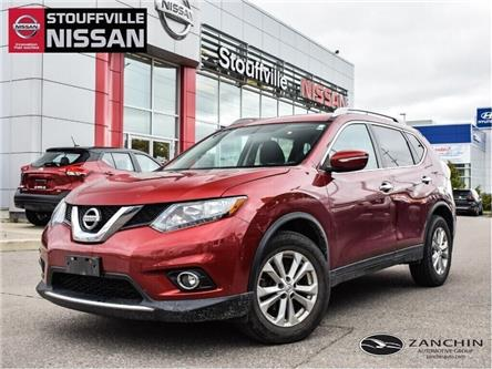 2015 Nissan Rogue  (Stk: SU0797) in Stouffville - Image 1 of 25