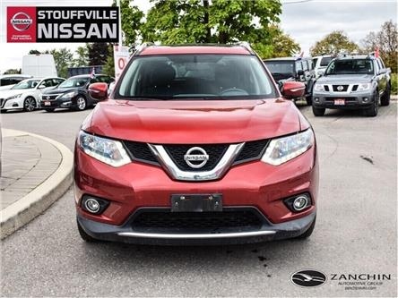 2015 Nissan Rogue  (Stk: SU0797) in Stouffville - Image 2 of 25
