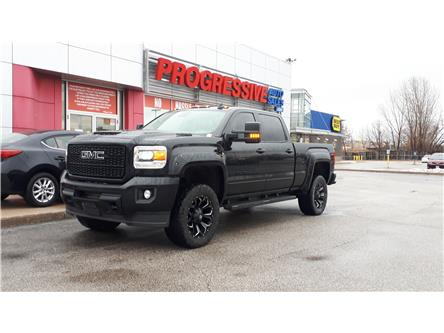 2018 GMC Sierra 2500HD Denali (Stk: JF289388) in Sarnia - Image 1 of 10