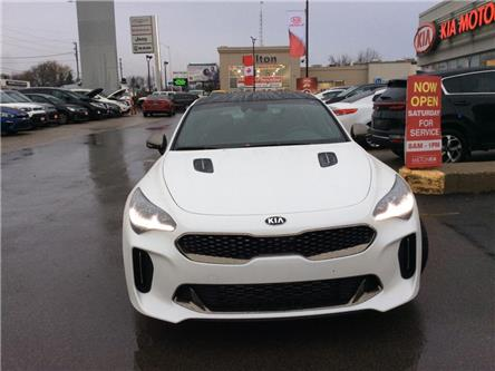 2020 Kia Stinger GT Limited w/Red Interior (Stk: 076496) in Milton - Image 2 of 21