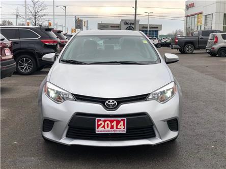 2014 Toyota Corolla  (Stk: W4898) in Cobourg - Image 2 of 17