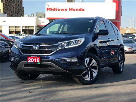 2016 Honda CR-V Touring (Stk: P13282) in North York - Image 1 of 28