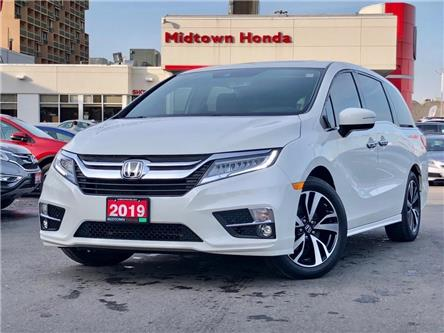 2019 Honda Odyssey Touring (Stk: P13323) in North York - Image 1 of 30